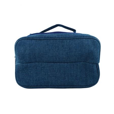 Blue Santana Shoe Bag